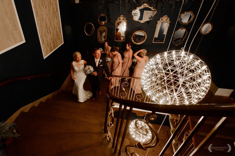 unique wedding day manchester hall