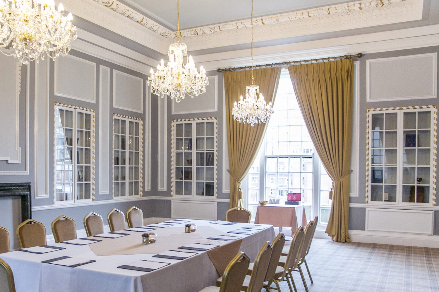 business meeting event hire the study