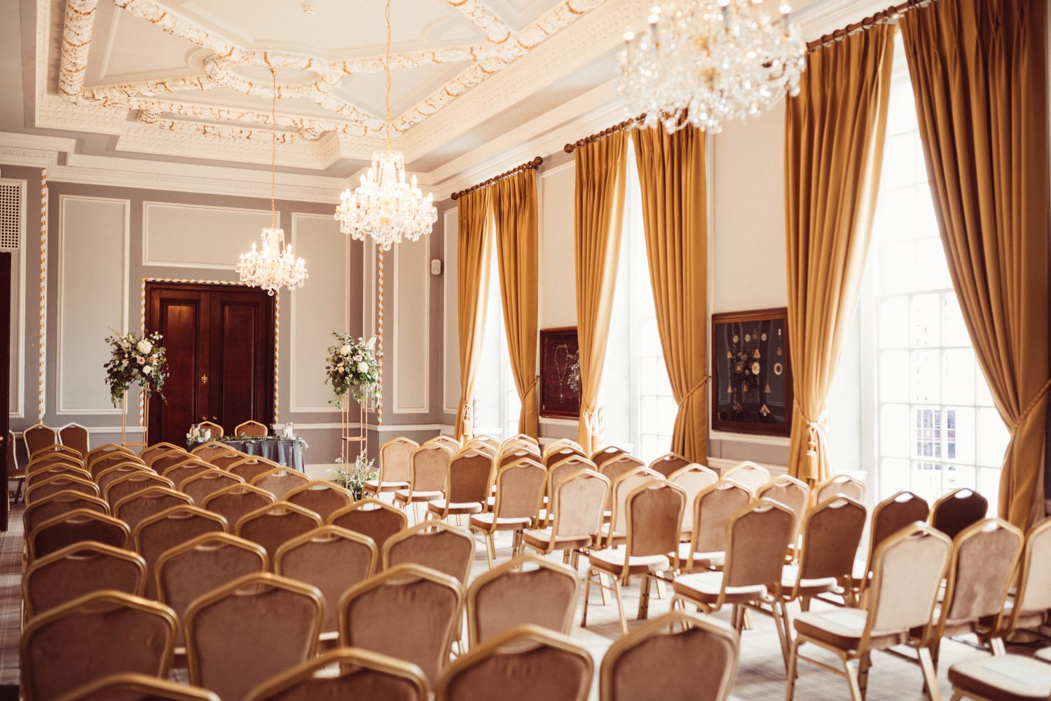 Museum event hire manchester hall